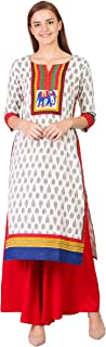 Best red and white kurti Reviews