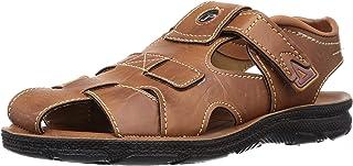 PARAGON MAX Men's Brown Sandals