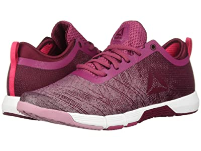 Reebok Speed Her TR (Twisted Berry/Rustic Wine/Infused Lilac/White/Pink) Women