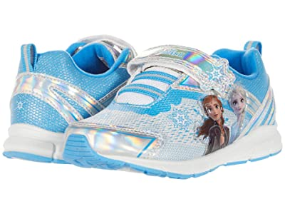 Josmo Kids Frozen 2 Sneaker (Toddler/Little Kid) (Silver/Blue 1) Girl