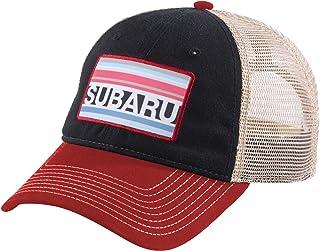 SUBARU Genuine Logo Blue Basic Pullover Hoodie Impreza STI WRX Forester Outback Ascent Legacy Crosstrek BRZ Large