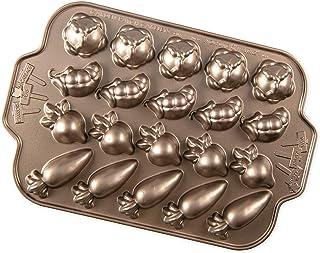 Minze Aluminium Nordic Ware 51153/AMZ gebildet Napfkuchenform