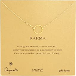 Karma Necklace 16 inch