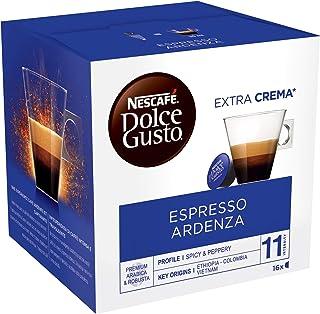 Nescafé Dolce Gusto Espresso Ardenza - Café - 48 Capsules (Lot de 3 boîtes x 16)