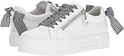Kennel & Schmenger Big Gingham Lace Sneaker