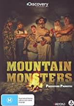 Mountain Monsters: Predatory Primates | 5 Discs | NON-USA Format | PAL | Region 4 Import - Australia