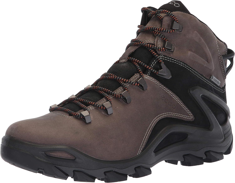 ECCO Mens 826504 Terra Evo High Goretex Grey Size