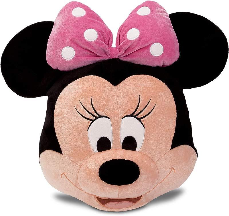 Disney Minnie Mouse Plush Pillow Pink