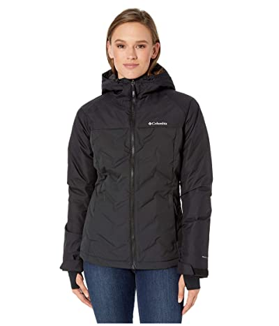 Columbia Grand Trek Down Jacket (Black) Women