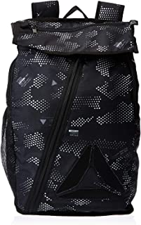 Reebok Sport And Outdoor Backpacks For Unisex, Black, Du3007