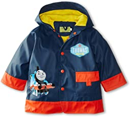 Western Chief Kids - Thomas Blue Engine Raincoat (Toddler/Little Kids)