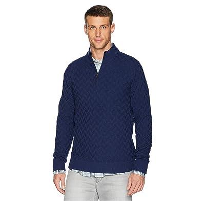 Robert Graham Rowley Sweater (Navy) Men
