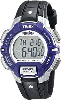 Women's T5K8129J Ironman Rugged 30 Digital Display Quartz Black Watch
