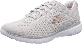 Skechers Flex Appeal 3.0-Satellites, Baskets Fille