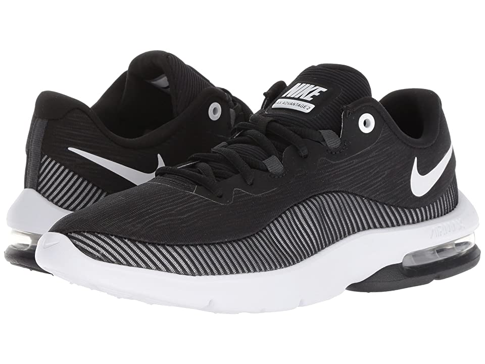 Nike Air Max Advantage 2 (Black/White/Anthracite) Women