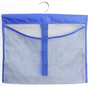 ALYER Mini Storage Basket 1 Serial Type Mesh Shower Caddy