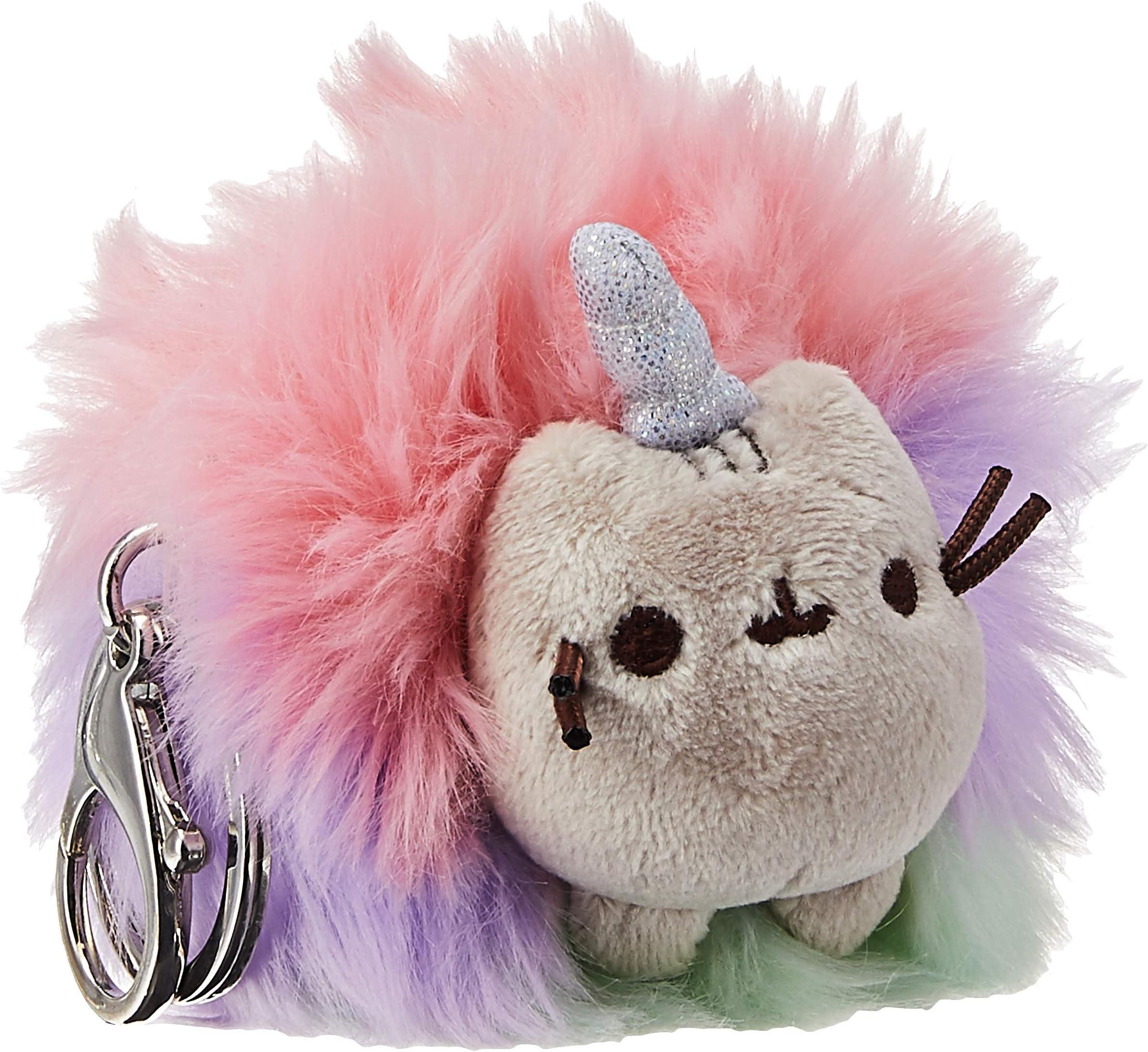 A Moxie Rainbow Blanket Teddy Bear Small Dog or in my case Cat Blanket Doll