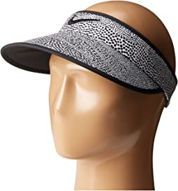 Nike - Big Bill Zebra Print Visor