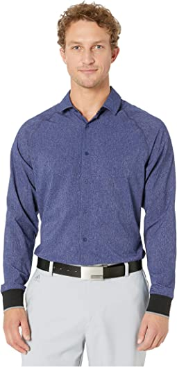 Adicross Beyond18 Stretch Woven Oxford Shirt