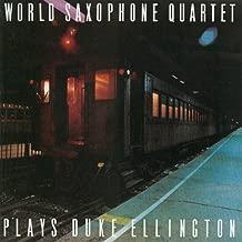 in the mood saxophone quartet