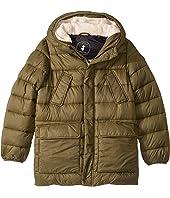 Long Sherpa Coat (Little Kid/Big Kid)