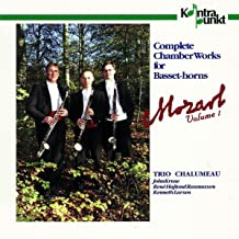 Mozart: Complete Chamber Music With Basset-horn, Volume 1