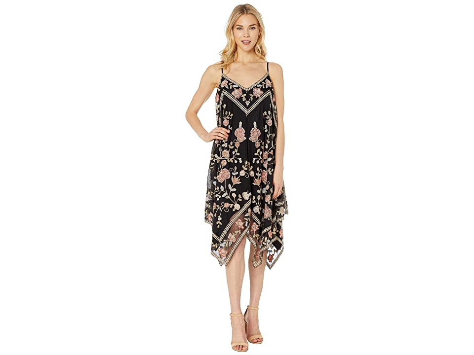 Tolani Irena Maxi Dress (Noire) Women