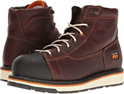 "Timberland PRO Gridworks 6"" Alloy Safety Toe Boot"