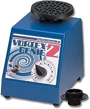 Scientific Industries SI-0256C Vortex-Genie 2 Mixer with European Plug, 220V, 60Hz Frequency