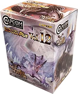 Capcom Monster Hunter Plus Vol. 12 Action Figures (Single Random Blind Box)