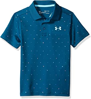 Boys' Performance Novelty Polo