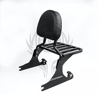 Motorcycle Sissy Bar Backrest Detachable Docking Hardware Kit For Harley Breakout 2013-2017