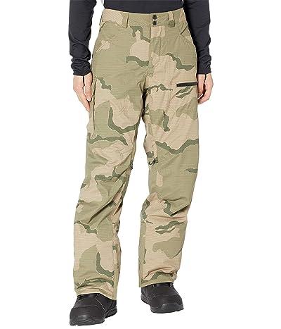 Burton Insulated Covert Pant (Barren Camo) Men