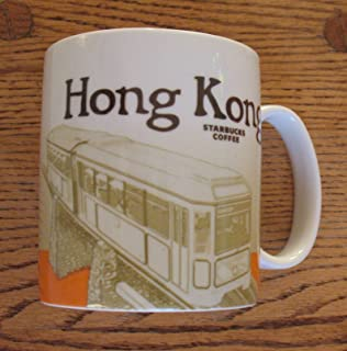 Starbucks Hong Kong Global Icon Collector's Mug 16 Oz