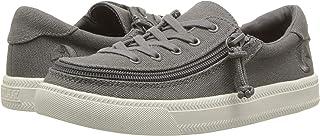 BILLY Footwear Kids Unisex Classic Lace Low (Toddler/Little Kid/Big Kid) Dark Grey 3 M US Little Kid