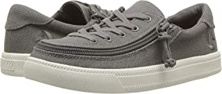 BILLY Footwear Kids Unisex Classic Lace Low (Toddler/Little Kid/Big Kid) Dark Grey 4 M US Big Kid