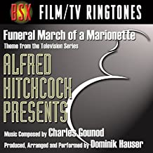 Funeral March of a Marionette - Theme from Alfred Hitchcock Presents