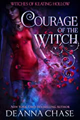 Courage of the Witch (Witches of Keating Hollow Book 5) Kindle Edition
