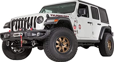WARN 102350 Jeep JL OE Rubicon Front Bumper Grille Guard Tube, Mid-Height