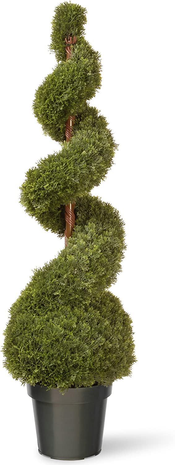 National Tree Company Artificial Shrub Includes Online limited product Pot Base Ced Don't miss the campaign