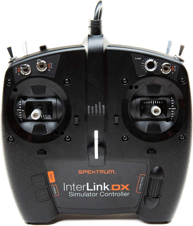 Spektrum Interlink DX Simulator Controller SPMRFT with 70% OFF Outlet Plug Online limited product USB