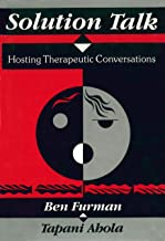 Solution Talk: Hosting Therapeutic Conversations