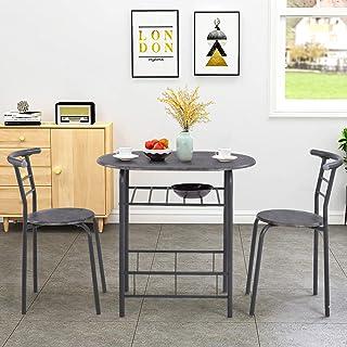 Amazon Co Uk 2 Seater Dining Sets