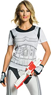 Adult Star Wars Stormtrooper Rhinestone Costume T-shirt