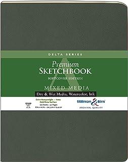 Delta Softcover Sketchbook 8X10