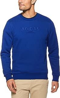 adidas Men's CY6312 Essentaíals AllCap Crew Sweatshirt