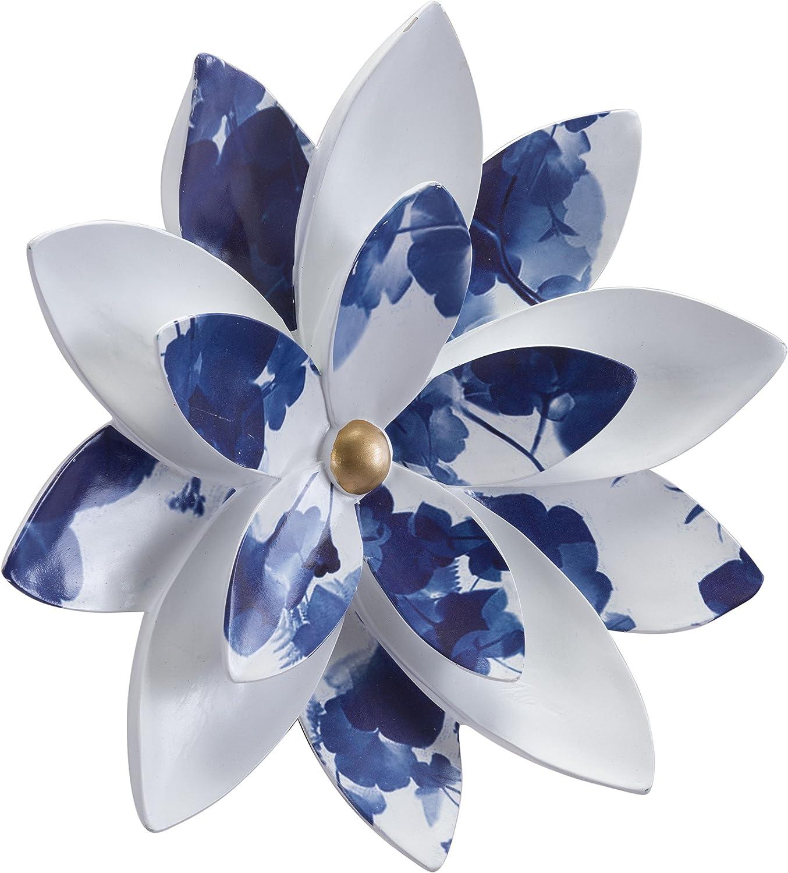 Zuo A11257 Wall Art, White bluee