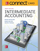 Connect Access Card for Intermediate Accounting