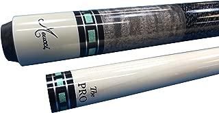 Meucci SB3-G Handcrafted Billiards Pool Cue Stick + PRO Shaft - Green + Hard CASE
