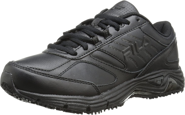Fila Women's Memory Flux Slip Resistant Work Shoe